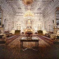 Imperial Palace room - Tehran, Iran