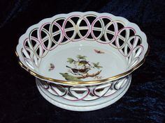 Hope Is The Thing With Feathers, Fine China, Gardens, Birds, Rooms, Retro, Tableware, Beautiful, Bedrooms
