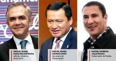 ¿Qué y quiénes hacen posible que un funcionario público como Miguel Ángel Osorio Chong, Secretario de Gobernación, vaya por el país promocionándose como un candidato presidencial antes de terminar su gestión? En la política mexicana no importan los resultados que logran en sus puestos anteriores ni