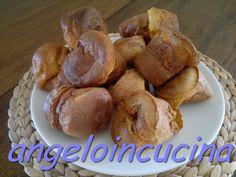 Quick bread senza lievito, buono con il dolce o il salato. Video ricetta su: http://www.angeloincucina.it