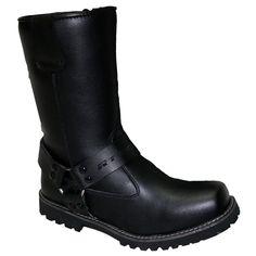 4Riders Chopper #Botas de moto Mens Motorcycle Boots, Chopper, Cheap Boots, Atv Parts, Boots For Sale, Leather Boots, Shoes, Women, Style