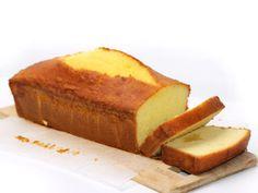 La recette ultime du Cake au Citron [Pierre Hermé]