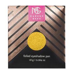 Makeup Geek Foiled Eyeshadow Pan in Fortune Teller