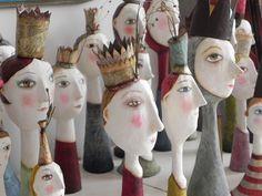 Juliana Bollini y el papel maché | Gineceo