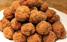 POLPETTE AL TALEGGIO - www.iopreparo.com: Le polpette di carne sono un secondo gustoso e semplice da preparare. Le polpette al taleggio sono un piatto sostanzioso. Ideali per una cena in famiglia o con amici.