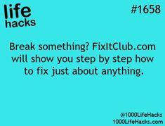Fixitclub Instructio