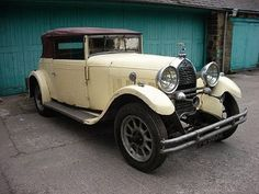 1930 Talbot Darracq Twenty Type K74 2.4 litre Foursome Drophead Coupé