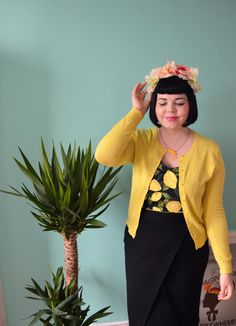 When life gives you lemons...  Styled post over at misswestendgirl.com