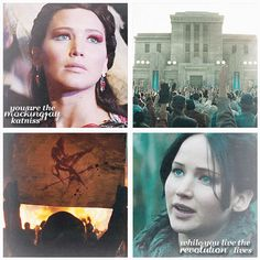 The Hunger Games  ...  Catching Fire