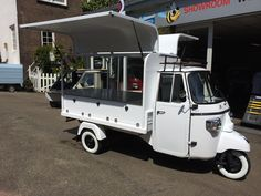 Fly wings for the Piaggio Ape Classic