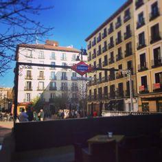 "16 Me gusta, 1 comentarios - Lilian (@lilian.albala) en Instagram: ""#chueca#madrid#mañana"""