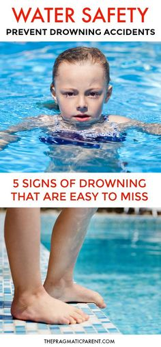 You Only Have 30-60 Seconds to Save a Drowning Victim, Know the 5 Signs of Drowning. Water Safety is critical to preventing drowning accidents and also spotting the signs of someone drowning. It's not like in the movies.