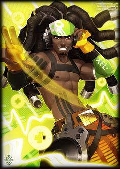 Overwatch Fan Art : Photo