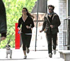 Magdalena de Suecia y el príncipe Carlos Felipe por las calles de Nueva York #royals #royalty #sweden #madeleine
