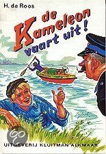 De Kameleon Vaart Uit!, H.de Roos 11de druk 21/05/2014 1,-