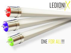 T8 Linear LED Light for all kinds & variations of T8 luminaire magnetic & electronic ballasts. On Kickstarter.