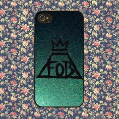 Fall Out Boy Sparkle for iPhone 4, iPhone 4s, iPhone 5 /5s/5c, Samsung Galaxy S3, Samsung Galaxy S4 Case