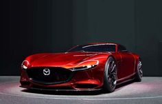 2018 Mazda RX7 Hot Car Concept Rumors