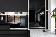 Cupboard with a glass shutter system for a functional kitchen. #glassshutter #shutterstorageidea #kitchenorganization #kitchenorganizationideas #kitchenstorage #kitchenstorageideas #kitchendesign #kitchen #kitchenfurniture #mobila #mobiladebucatarie #bucatarii #bucatariimoderne #modernkitchens #KUXA #KUXAstudio #KUXAkitchens #bucatariiKuxa Shutters, Kitchen Storage, Oversized Mirror, Kitchen Cabinets, Furniture, Studio, Glass, Design, Videos