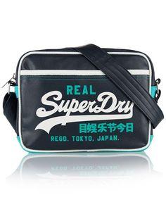 Superdry Mash Up Mini Alumni Bag