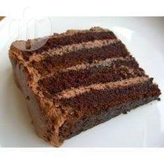 Gâteau au chocolat facile @ qc.allrecipes.ca