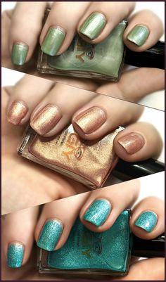 Get your geek on with fantastic nail polishes in hottest trending colors for Spring 2020. #Springfashion #nailpolishcolors #nailpaint #geekstyle