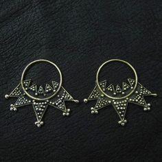 Bronze temple rings from Kievan Rus by Sulik on Etsy, $18.00