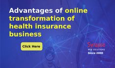 Transform your offline HEALTH INSURANCE COMPANY into a profitable online business.   SynapseWebSolutions offer complete technical support to build a website or HEALTHCARE MOBILE APP. Health Insurance Companies, Mobile App, Online Business, Health Care, Medical, Website, Medicine, Mobile Applications, Med School