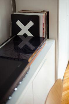 Record Collection (Freunde von Freunden interviews - Michael Halsband)  #thexx #vinyl