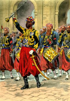 Zouaves - Page 7 - Armchair General and HistoryNet >> The Best Forums in History