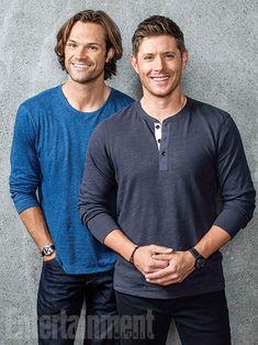 'Supernatural': 4 Exclusive Photos | Jared Padalecki and Jensen Ackles | EW.com