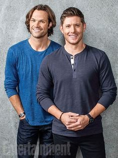 'Supernatural': 4 Exclusive Photos | Jared Padalecki and Jensen Ackles | EW.com