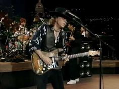 Stevie Ray Vaughan - Mary Had A Little Lamb. Stevie Ray could make anything… Sound Of Music, Good Music, My Music, Stevie Ray Vaughan, Albert Collins, Classic Blues, Classic Rock, We Will Rock You, William Christopher