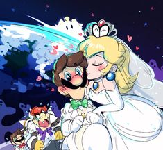 Mario Fan Art, Mario Bros., Mario And Luigi, Super Mario Games, Super Mario Art, Super Smash Bros, Princesa Peach, Nintendo Princess, Paper Mario