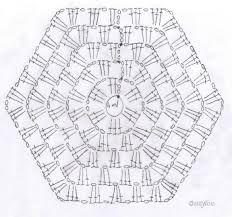 keitodamaworld: Hexagon Motif Complate! 六角形モチーフ完成