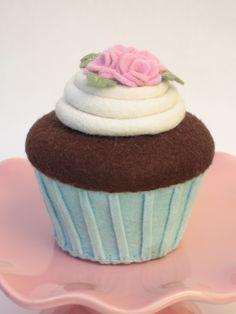 Felt Bake Off Week - Day 6 - Blooming Felt