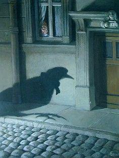 Michael Sowa *Die Rückkehr der Zugvögel*