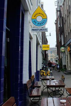 De Prael Brewery, Amsterdam - Red Light District