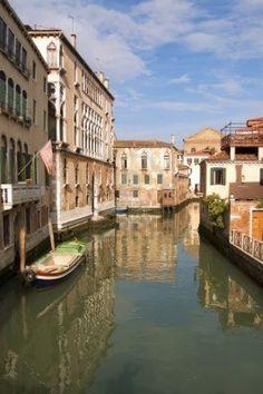 Grand Canal,Venice - Italy ~ @My Travel Manual