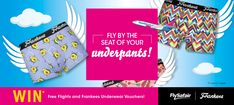 Enter this awesome competition! FlySafair & Frankees are giving us a chance to WIN* 2 x return flights and a R2000 underwear voucher. Competition closes 23 Sept 2020. Want to take part? Enter Now! Ethiopian Hair, Underwear Brands, Blogging Ideas, Life Partners, Affirmations, Safari, Doodle, Competition, September