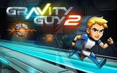 Juego Gravity Guy 2 - para Android