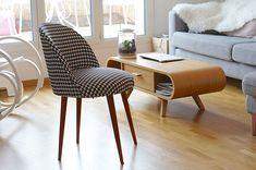 Poligöm / Passion Pied-de-poule Decor, Furniture, Interior, Chair, Home Decor, Dining Chairs, Interior Design, Home And Living, Furniture Design