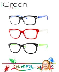 77aaeec0b Introducing iGreen Hi-Tech Frames for Kids. Durable, flexible and  comfortable. Available at E-Optics