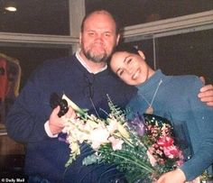 Meghan Markle and Prince Harry have today been seen for the first time since she was forced to confirm that her father will not attend the royal wedding. Prince Harry Et Meghan, Harry And Meghan, Princess Meghan, Meghan Markle Dad, Meghan Markle Parents, Meghan Markle's Father, Father Daughter, British Press, Piers Morgan
