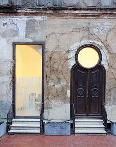 Magnificent restoration in Barcelona