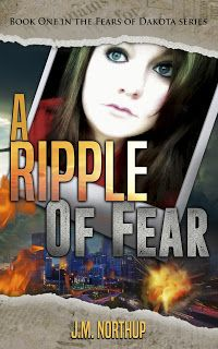 Norns Triad Publications: NEW COVER - A Ripple of Fear