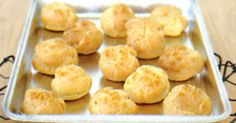 Commonly used to make cream puffs, profiteroles and eclairs, choux pastry relies on rising steam to create a hollow centre that can be filled with cream or custard. When making choux, you need to measure the ingredients carefully, and don't open the oven until it's cooked or your pastry may run out