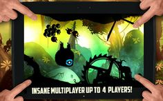 Award-winning atmospheric action adventure platformer BADLAND comes to Android tablets.