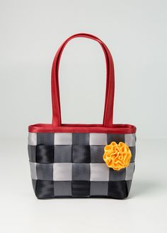 LTD Medium Tote Dia De Los Muertos-SOLD OUT - HARVEYS Original Seatbeltbags