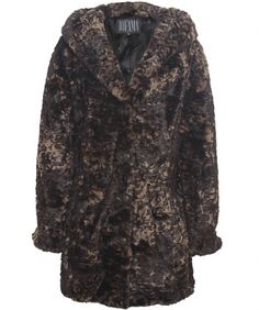 Jofama Ronja Faux Fur Coat